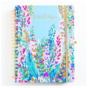 NWT! Lilly Pulitzer Large Agenda